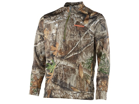 Nomad Men's Southbounder 1/4 Zip Long Sleeve Polyester