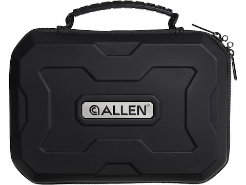 """Allen Exo Handgun Case 9"""" Black"""