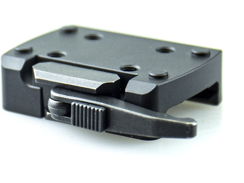 Shield Sights Quick Detach Picatinny-Style Mount for SMS & RMS Sights Matte