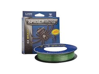 SpiderWire EZ Braid Fishing Line 10lb 110yd Moss Green
