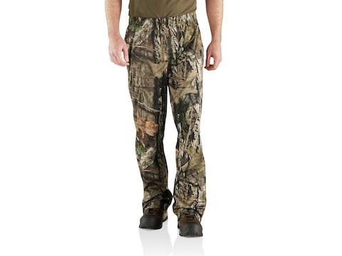 Carhartt Men's Stormy Woods Pant Waterproof Breathable Pants Polyester