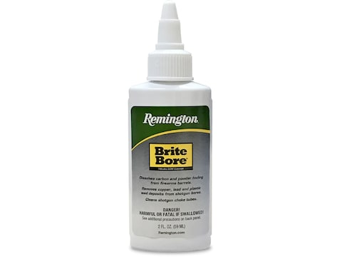Remington Brite Bore Solvent 2 oz