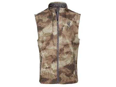 Browning Men's Hell's Canyon Speed Javelin-FM Soft Shell Vest Polyester