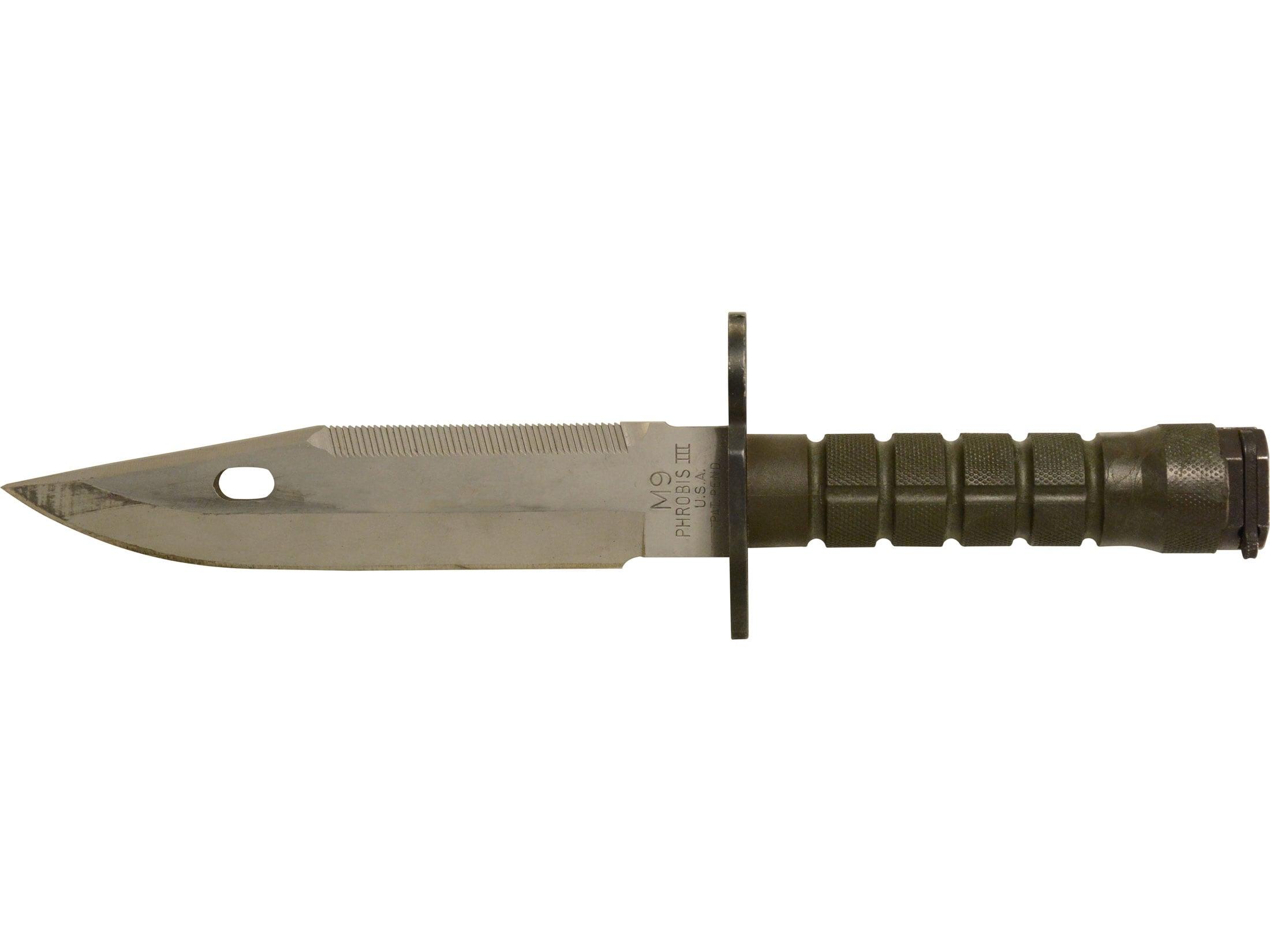 Military Surplus Phrobis M9 Bayonet Grade 1