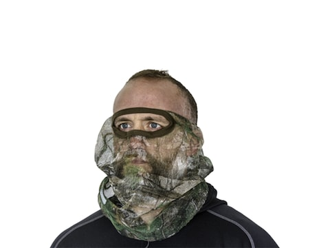 Hunter's Specialties 3/4 Face Mask Realtree Edge