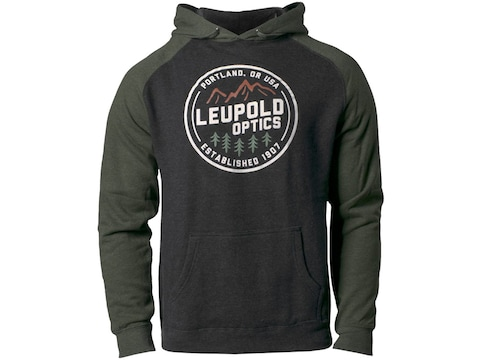 Leupold Men's Established 1907 Hoodie Polyester/Cotton