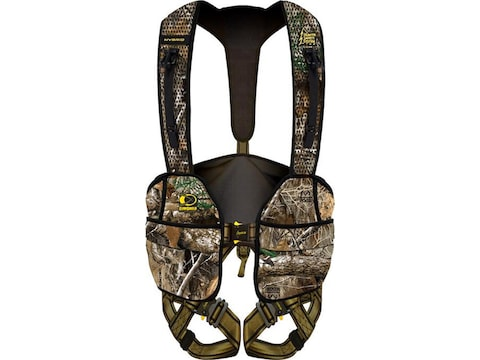 Hunter Safety System Hybrid Flex With Elimishield Treestand Safety Harness Realtree Edg...
