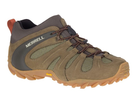 Merrell Chameleon 8 Stretch Hiking Shoes Leather Men's
