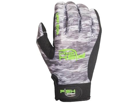 Fish Monkey Men's Free Style Custom Fit Gloves