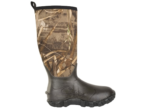 "Drake 16"" Knee High Mudder 2.0 Rubber Boots Men's"