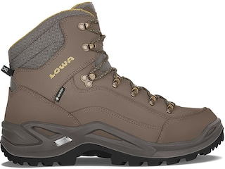 Lowa Renegade GTX Mid Hunting Boots Leather Olive/Mustard Men's 9 D