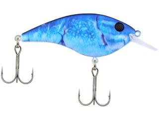 Berkley Frittside 5 Biggun' Crankbait HD Blue Craw