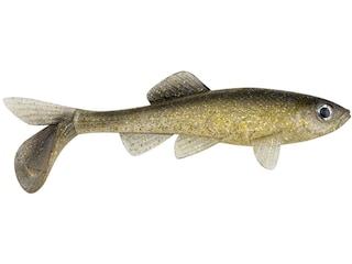 Berkley PowerBait Sick Fish 3 Swimbait Blue Shiner Gold