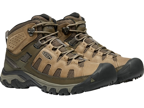 Keen Targhee Vent Mid Hiking Boots Leather/Synthetic Men's