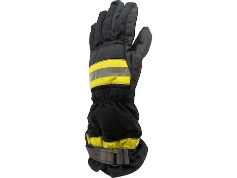 Military Surplus German Fireman's Gloves GORE-TEX Dark Blue