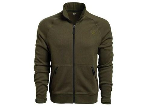 Vortex Optics Men's City Route Full Zip Sweatshirt
