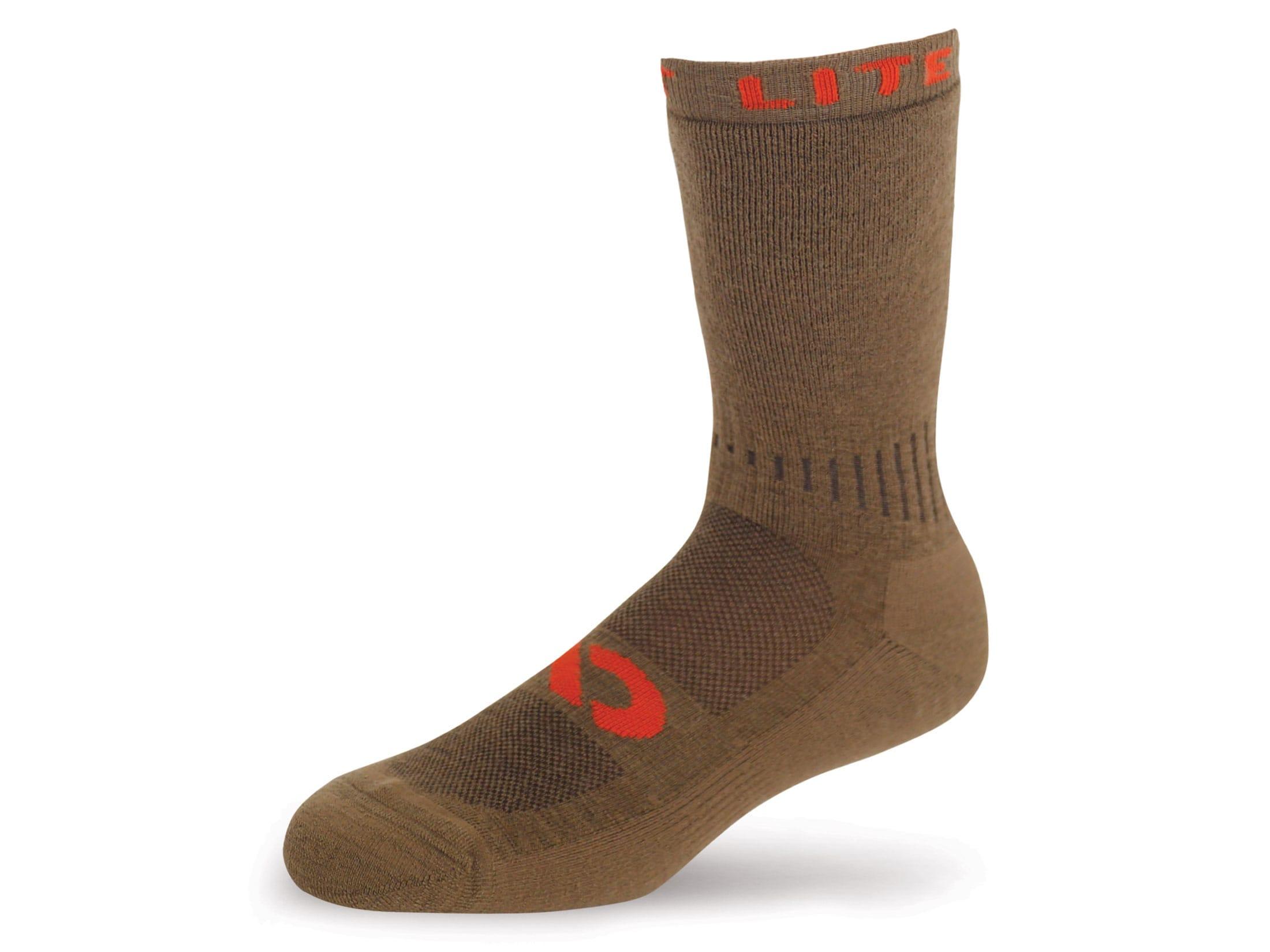 Mountain Athlete Crew Sock First Lite