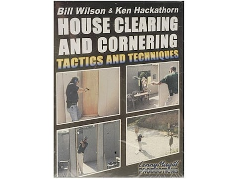 """Gun Video """"House Clearing and Cornering: Tactics and Techniques with Bill Wilson & Ken ..."""