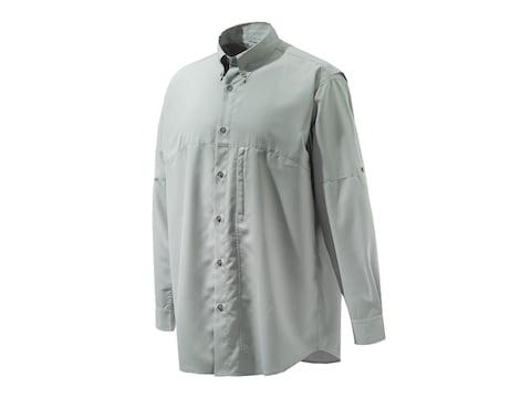 Beretta Men's TM Tech Upland Long Sleeve Shirt Polyester