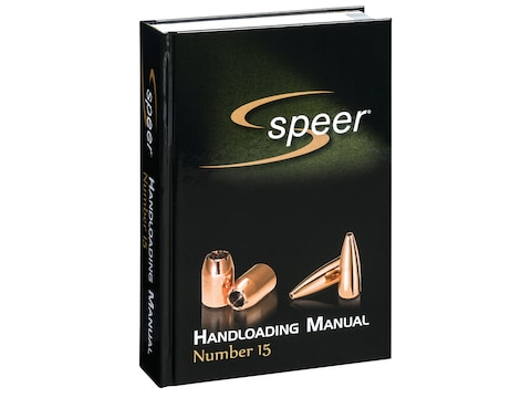 Speer Reloading Manual #15