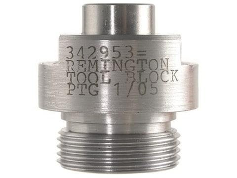 """PTG Bolt Face Truing Cutter Guide Remington 1-1/16""""-16 Thread .010 Oversize"""