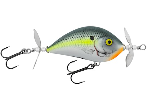 Bagley Pro Sunny B Twin Spin 07 Topwater