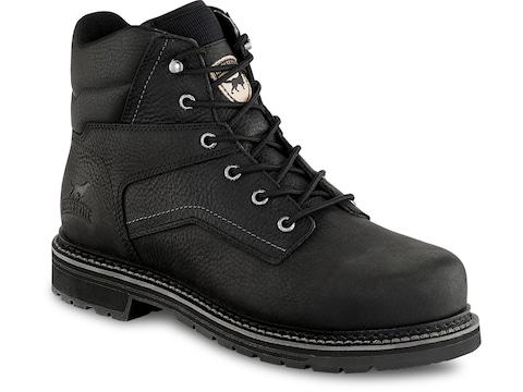 """Irish Setter Kittson Steel Toe 6"""" Work Boots Leather Men's"""