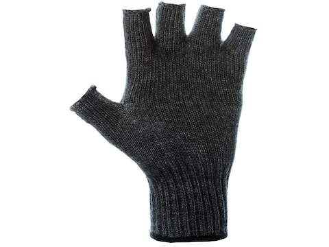 Nomad Men's Hobo Fingerless Gloves Merino Wool