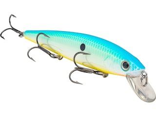 Strike King KVD Jerkbait 3 Hook Citrus Shad