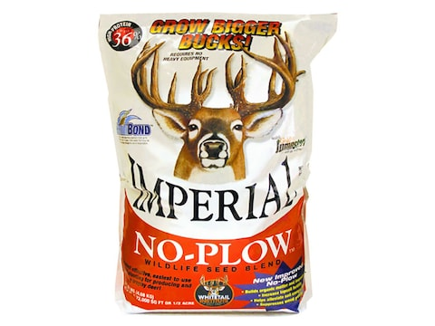 "Whitetail Institute Imperial ""No-Plow"" Annual Food Plot Seed"