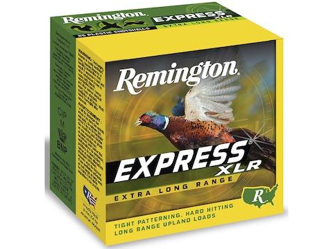 "Remington Express Extra Long Range Ammunition 20 Gauge 2-3/4"""
