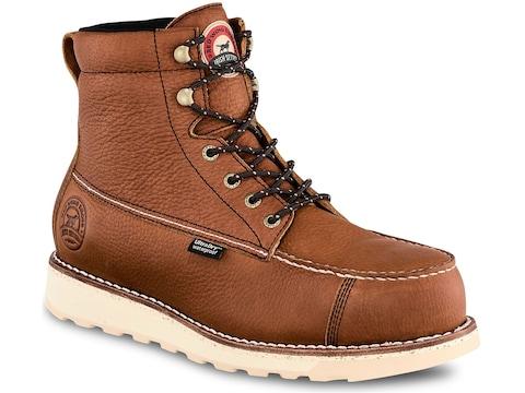 """Irish Setter Wingshooter ST 6"""" Non-Metallic Safety Toe Work Boots Men's"""