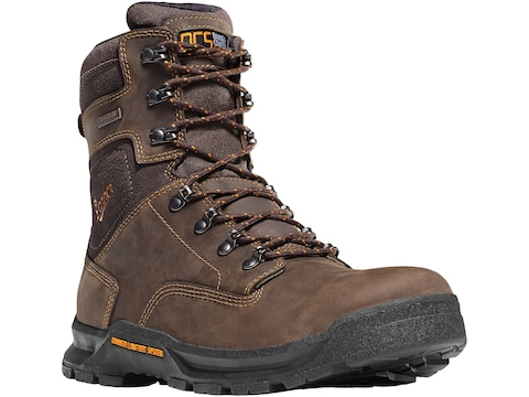 """Danner Crafter 8"""" Work Boots Leather Men's"""