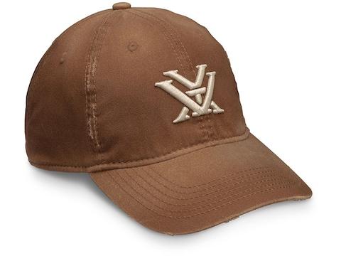 Vortex Optics Men's Distressed Logo Cap