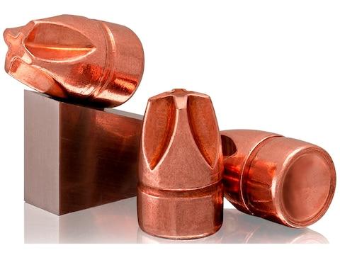 Lehigh Defense Xtreme Defense Bullets 9mm (355 Diameter) 90 Grain Solid Copper Enhanced...