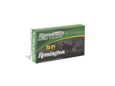 Remington HyperSonic Ammunition 243 Winchester 100 Grain Core-Lokt Ultra Bonded Pointed...