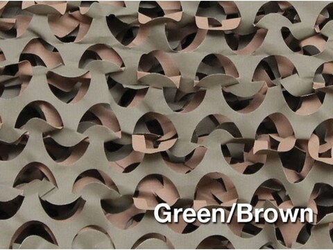 Camo Systems Premium Series Ultra-Lite Camouflage Netting Blind Material Polyester