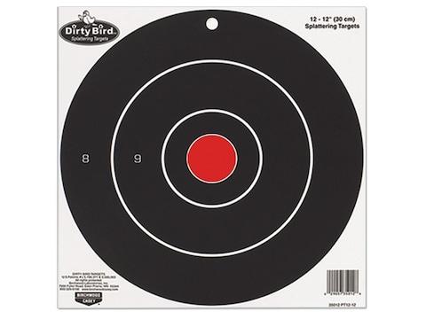 Birchwood Casey Dirty Bird Bullseye Targets