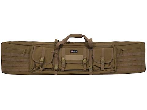 G.P.S. Double Rifle Case Nylon