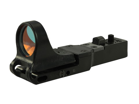 C-More Slide Ride Reflex Sight 6 MOA Red Dot Matte
