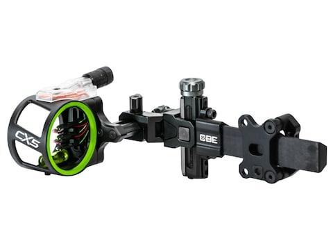 "CBE CX5 Carbon 5 Pin Bow Sight .019"""