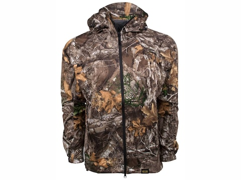 King's Camo Men's Wind Storm Peak Rain Jacket Polyester