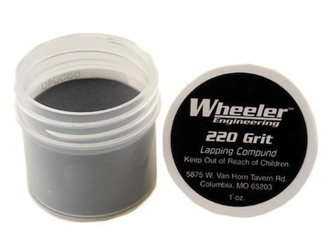 Wheeler Lapping Compound 1 oz