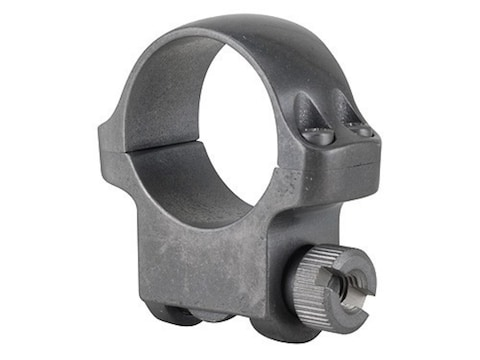 "Ruger 1"" Ring Mount 4KTG Target Gray Medium"
