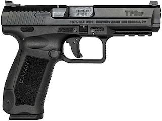 "Canik TP9SFOne Semi-Automatic Pistol 9mm Luger 4.46"" Barrel 18-Round Black"