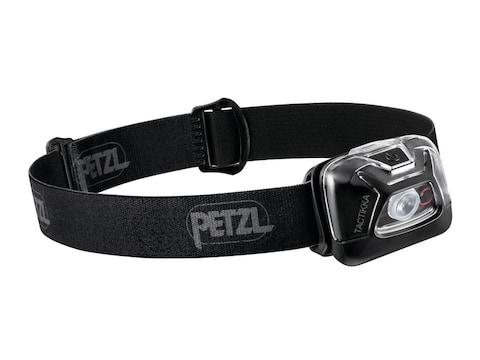 Petzl Tactikka Headlamp LED with 3 AAA Batteries Black