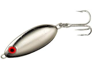 Bomber Slab Spoon 1 oz Plain Metachrome