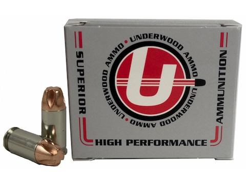 Underwood Ammunition 380 ACP +P 90 Grain Lehigh Xtreme Penetrator Lead-Free Box of 20