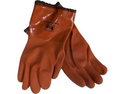 Banded Men's Decoy Gloves Orange One Size Fits Most