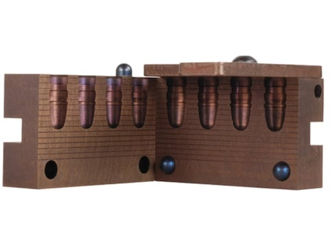Saeco Bullet Mold #391 38 Special, 357 Magnum (358 Diameter) 158 Grain Round Nose Bevel...